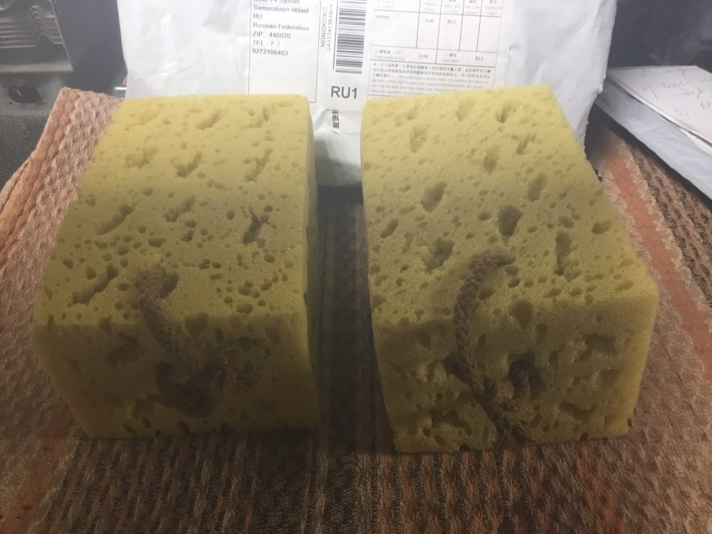 1 Piece Car Wash Sponge for Wash and Cleaning