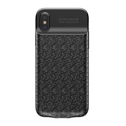 Baseus 3500 미리암페르하우어 배터리 충전기 케이스 X 울트라 슬림 휴대용 전원 은행 케이스 외부 백업 아이폰 충전 X 케이스