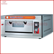 HTR20Q Gas Food Oven of single deck of bakery equipment