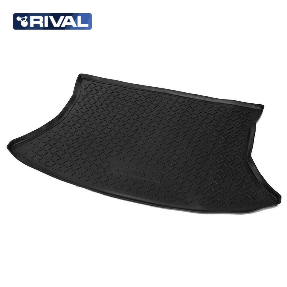 For Datsun MiDo 2014-2019 trunk mat Rival 18701002 for datsun mido 2014 2019 trunk mat rival 18701002