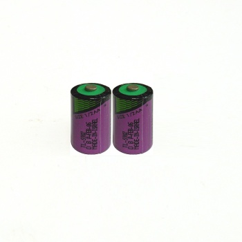 2pcs/lot New high quality TL-5902 1 / 2AA ER14250 SL350 3.6V 1/2 AA PLC lithium battery