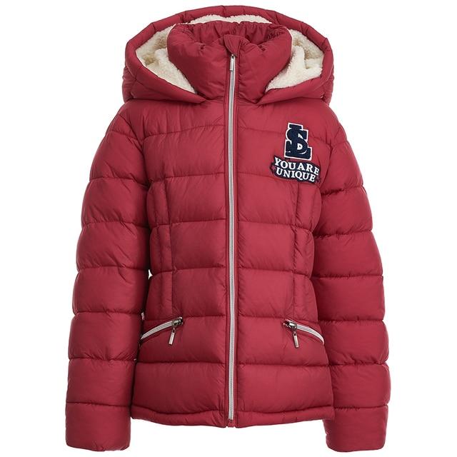 Куртка Gulliver зимняя для девочек