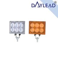 3 Inch 18W LED Lights Spotlight Reversing Lights Off Road Forklift Excavator Led Work Lights