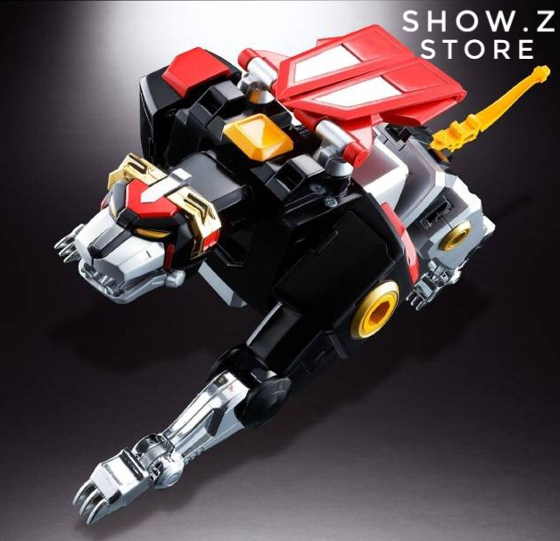 [Show.Z Store] Fantasy Jewel FJ-BSW05 Black Lion Voltron Defender of the Universe Action Figure image