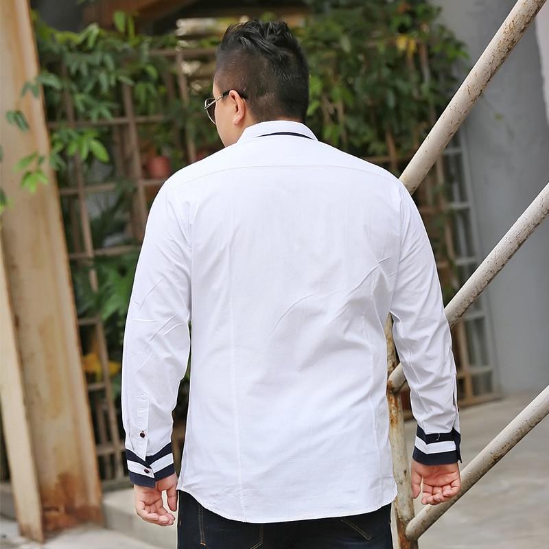 4x2018 À Homme Chemise 6xl Classique 5xl Mode Designer 8xl De Lâche Beige Hommes Nouveau Longues Social Chemises Casual Manches Masculine 10xl 7xzCtqww