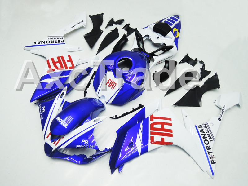 Motorcycle Fairings Fit For Yamaha YZF R1 YZF 1000 YZF-R1000 YZF1000 2007 2008 07 08 ABS Injection Fairing Bodywork Kit A0801 motorcycle fairings fit for yamaha yzf r1 yzf 1000 yzf r1000 yzf1000 2007 2008 07 08 abs injection fairing bodywork kit black 10