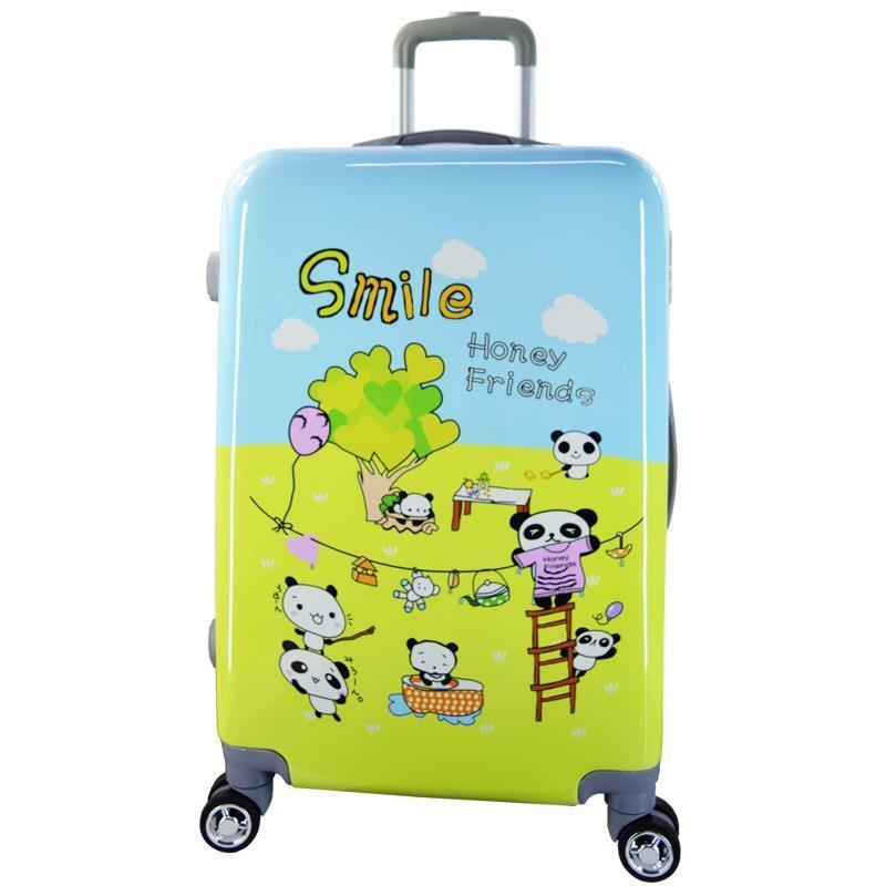 "Valise Cabine Carry On Maleta Y Bolsa Viaje Colorful Trolley Valiz Mala Viagem Koffer Luggage Suitcase 20""22""24""26""28""inch"