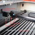 CO2 станок для лазерной резки 1390 80 Вт 100 Вт Лазерный Резак 110/220 в лазерный гравер