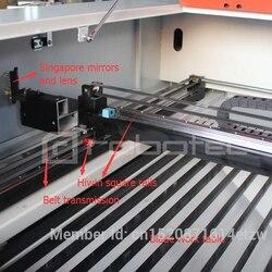 Maszyna do cięcia laserowego CO2 1390 80w 100w wycinarka laserowa 110/220V grawer laserowy