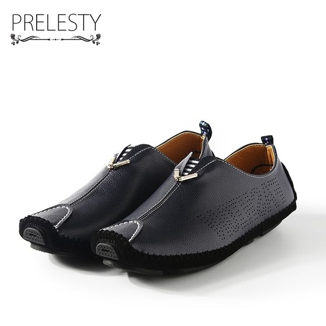 Prelesty Luxury Brand Swag Urban Men Dress Loafers Shoes ...