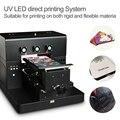 Impresora plana OYfame A4 UV con cubierta de teléfono con efecto en relieve máquina de impresión UV LED para funda de teléfono impresora acrílica UV de cuero