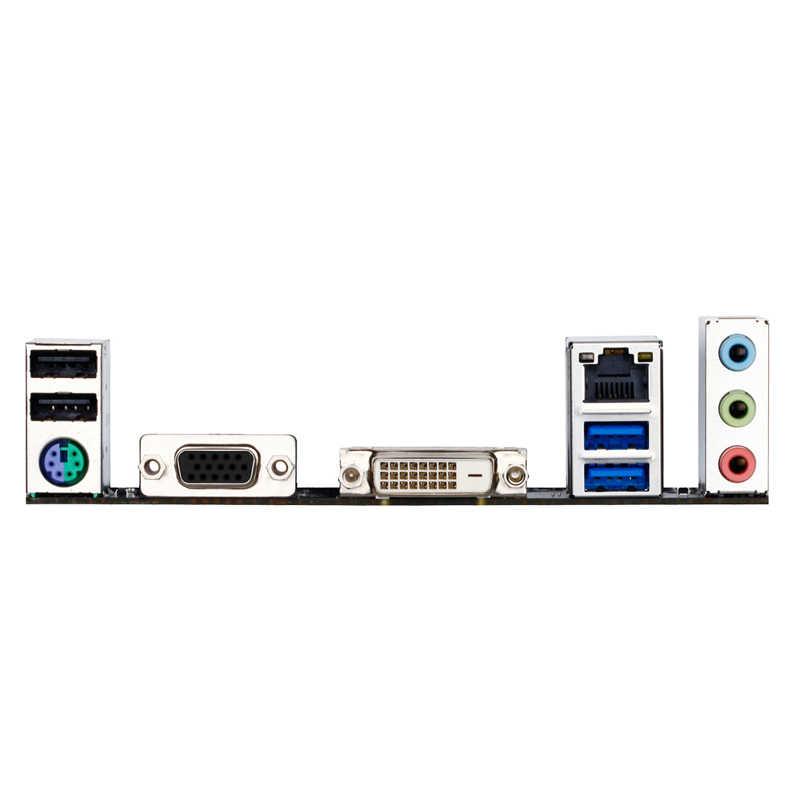 For Gigabyte GA-H110M-DS2V  DDR4 Original NEW H110 Motherboard H110M-DS2V LGA 1151 support G4560 Micro-ATX