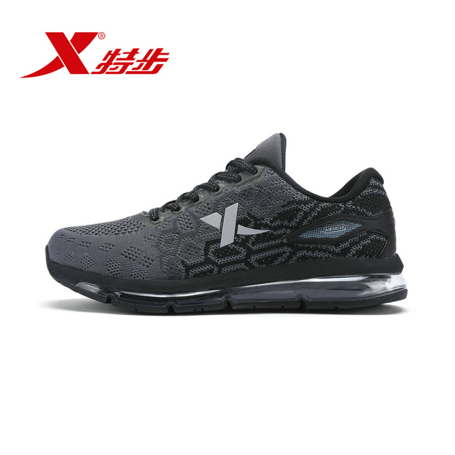 983219119177 XTEP Новинка 2018 года Лидер продаж для мужчин wo Бег Спорт на открытом воздухе дышащая подошва обувь спортивная для