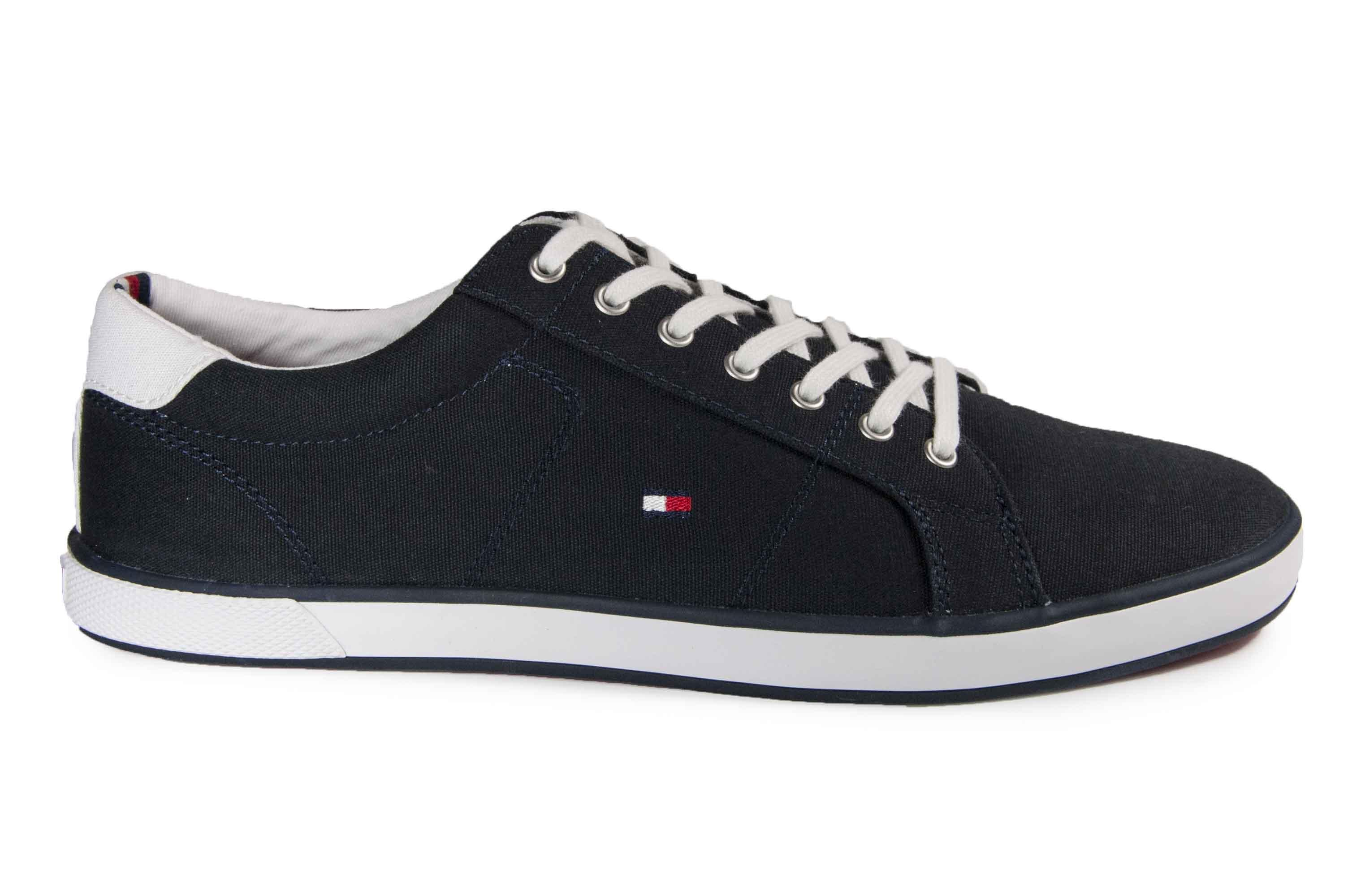 3e2f0b88e93 TOMMY HILFIGER HOMBRE H2285ARLOW1D TOMMY PIEL ZAPATILLAS BAJAS-in Men s  Vulcanize Shoes from Shoes on Aliexpress.com