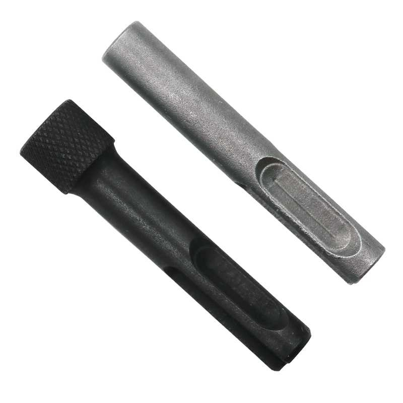 "Adaptador de broca de destornillador de vástago hexagonal juego de controlador de impacto de tuerca de enchufe convertidor de 1/4 ""para perforación de martillo SDS herramienta"