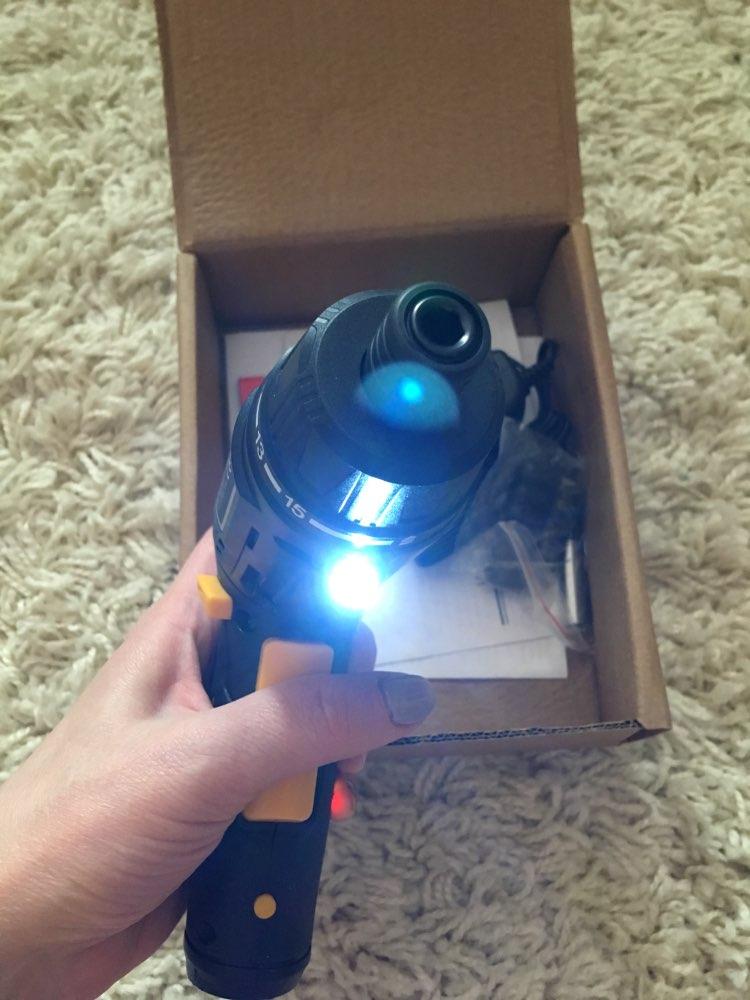 Электрическая отвертка DEKO ORG3.6DKB