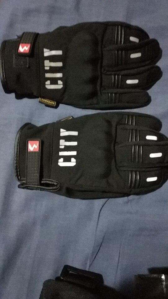 Motorcycle Gloves For Men Touch Screen Electric Bike Glove Moto Cycling Racing Protect Gear Guantes Moto Luvas da motocicleta