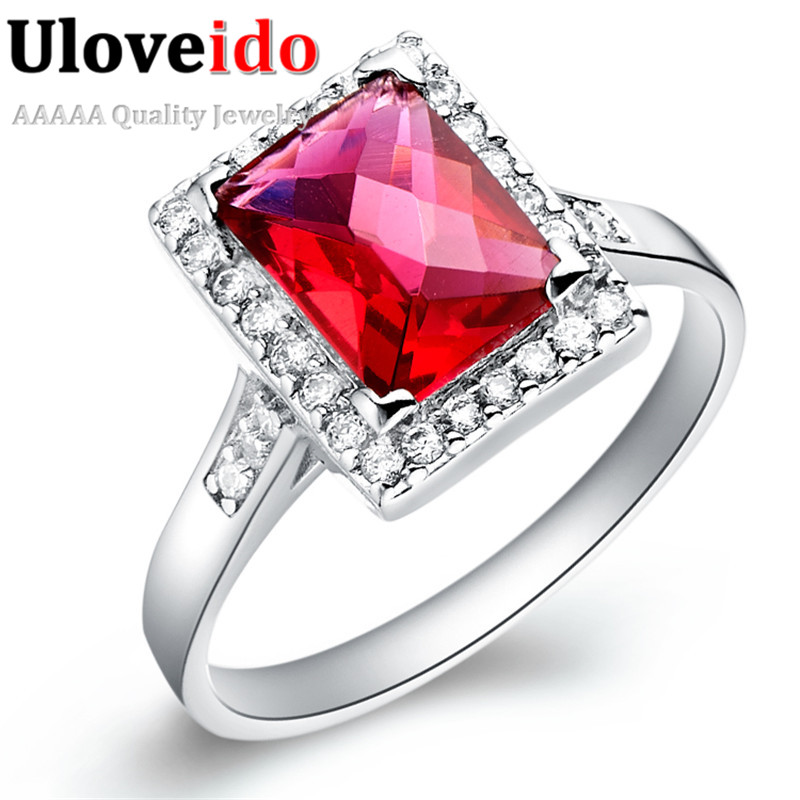 Exclusive Korean Style Wedding Finger Rings for Women with