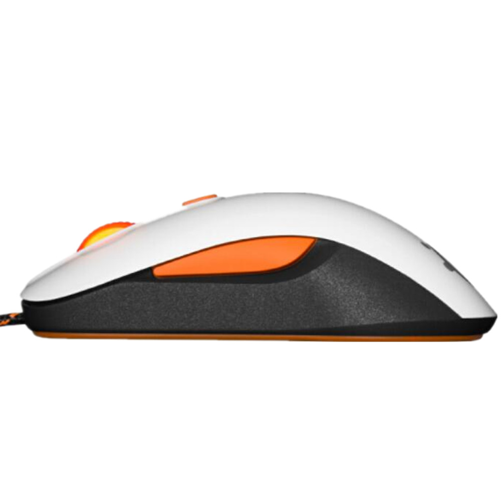 Souris de jeu optique 100% origianl SteelSeries Kana V2 souris et souris de jeu optique professionnelle de base de course-blanc - 3