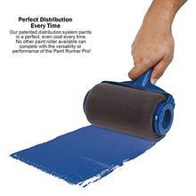 Краска бегун Pro роликовая щетка краска ing Ручка инструмент-нет подготовки, нет беспорядка. Просто налейте и Раскрасьте
