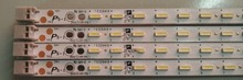 1 4 개/몫 새로운 E129741 SLED_2011SSP52_56_GD_REV0 샤프 LCD 52LX530A 52LX830A 52FG1A 원래 LED 백라이트 스트립