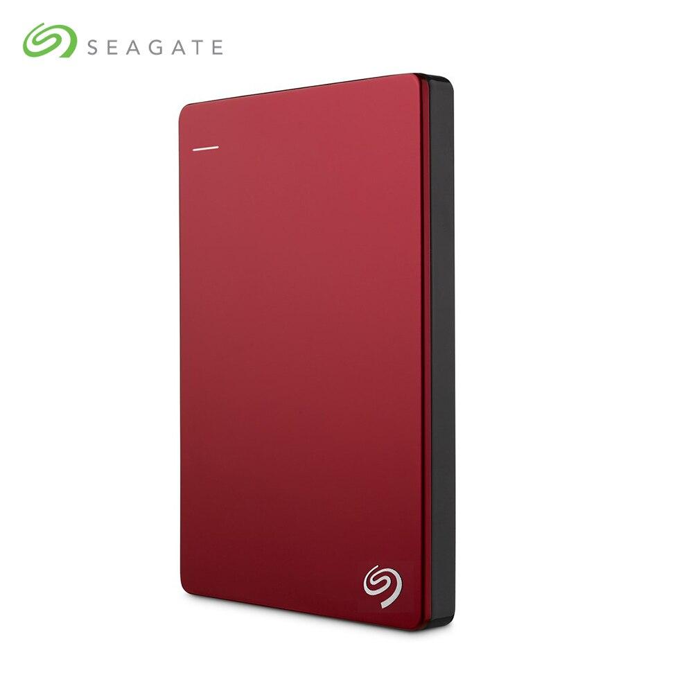Seagate Backup Plus  Slim Portable Drive 1TB, Red, 1000 GB, 2.5&ampquot, Micro-USB B, 3.0 (3.1 Gen 1), Variable,Seagate Backup Plus  Slim Portable Drive 1TB, Red, 1000 GB, 2.5&ampquot, Micro-USB B, 3.0 (3.1 Gen 1), Variable,