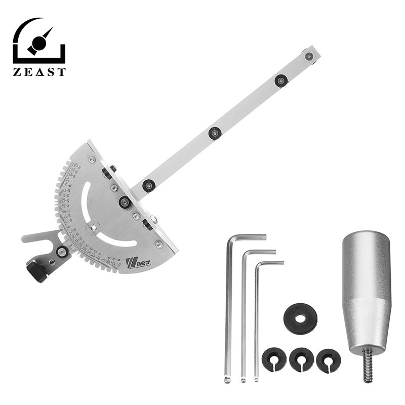Miter Gauge Table Saw Router Miter Gauge Router Sawing Accessories Ruler Woodworking DIY Tools