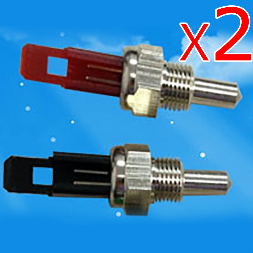 2Pcs Gas heating boiler gas water heater spare parts NTC 10K temperature sensor boiler for water heating