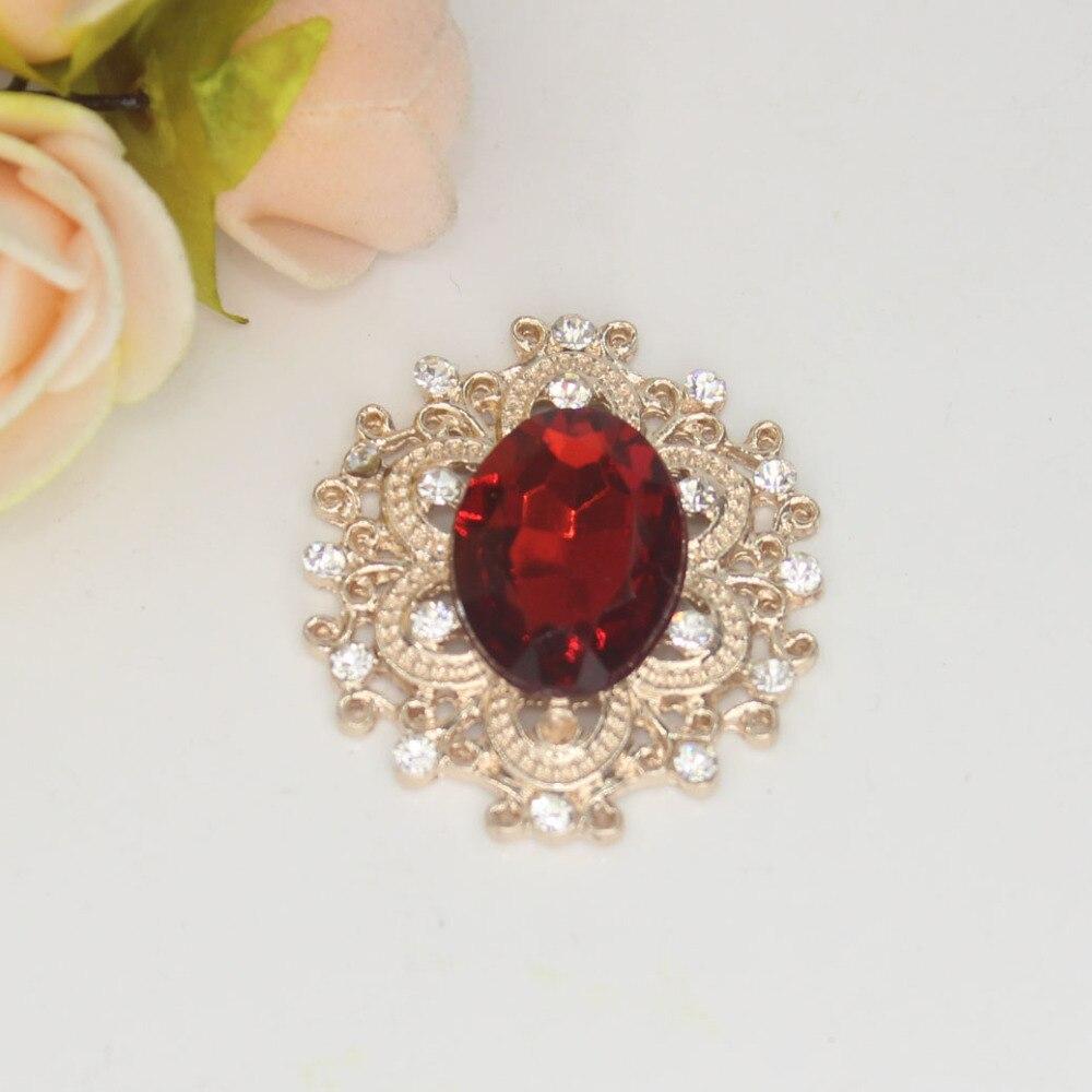 Aliexpress.com : Buy Oval Acrylic Diamond Rhinestone Flatback Gem ...