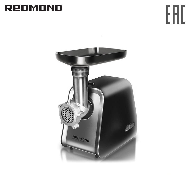 Meat grinder REDMOND RMG-1216 / RMG-1217 electric set auger sausage stuffing zipper jiqi 400w household electric meat grinder multifounctional meat chopper for sausage vegetable electrical meat mincer