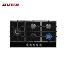 Встраиваемая варочная панель AVEX  HM 9554 B, шириной 90 см