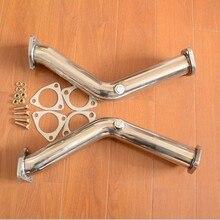 Выхлопная труба для Nissan 350Z Infiniti G35 03 04 05 06 07 08