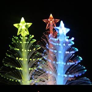 flashing christmas tree mini color changing led xmas light