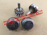Quality Assurance JA1N200P105UA JA1N200P 50 Ohm 5K 25K 2 5K 1M 100 Ohm Potentiometer In 50K