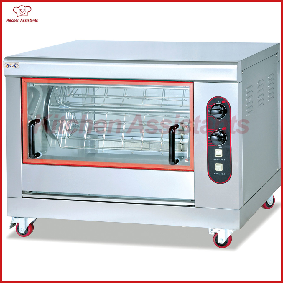 GB368 gas chicken rotisseries of catering equipment gh787a gas range with 4 burner with gas oven of catering equipment