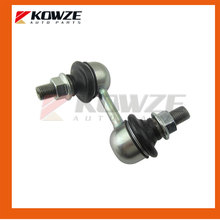 2PCS Front Left & Right Stabilizer Link Balance Ball Joint For PAJERO MONTERO SPORT L200 MR992309 MR992310 4056A192 4056A193