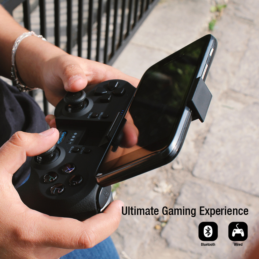 GameSir T1 Bluetooth Controlador Android/USB wired Gamepad PC/Controlador para PS3 (NC, EUA, ES Post)