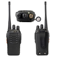 Retevis 2Pcs H777 Wireless Walkie Talkie UHF 400 470MHz Radio Hf Transceiver Radio Communicator USB/EU/US Charge Talkie Walkie