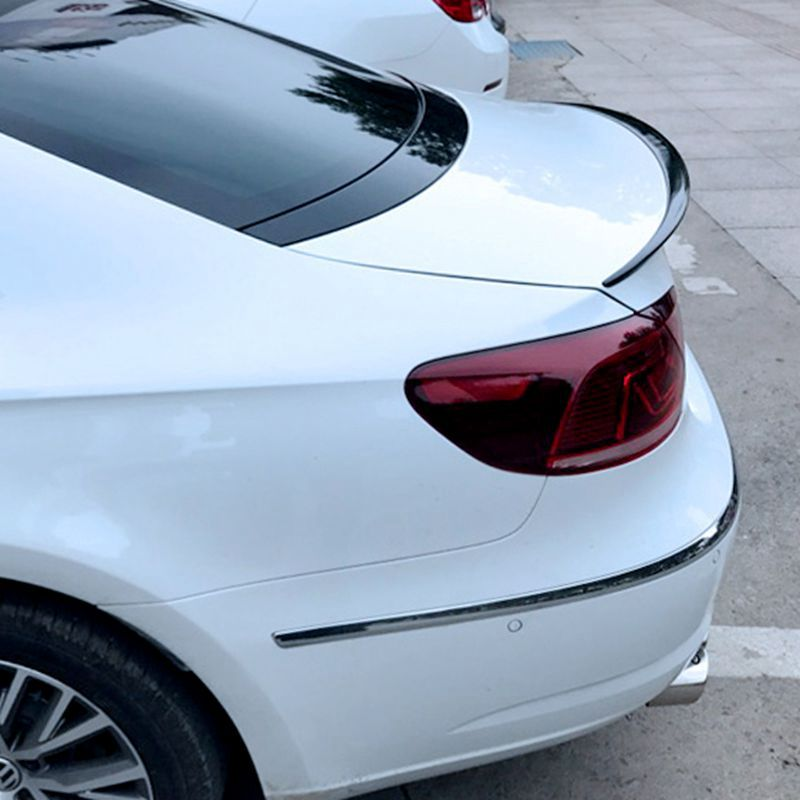 Carbon Fiber Auto Car Rear Spoiler Wing For Volkswagen VW CC 2008 2012