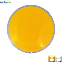 COOLEEON 160MM 6.3in Diameter Round COB LED Light Source 12V 200W Circular Chip On Board LED Light Emitting Diode Lamp Sun COB