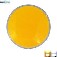COOLEEON 160MM 6.3in Diameter Round COB LED Light Source 12V 200W Circular Chip On Board LED Light Emitting Diode Lamp Sun COB
