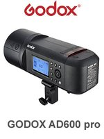 Godox ad600pro 600 Ws ttl HSS флэш открытый с Li на Батарея встроенный Godox 2,4 г Беспроводной X Системы CD50