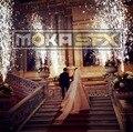 1 stücke Kalten Funken Maschine Brunnen Funken Maschine DMX Drahtlose Fernbedienung für Hochzeit Nachtclub Party Feuer maschine/MK E11|Bühnen-Lichteffekt|Licht & Beleuchtung -