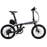 Ebroh Pasione  Bicicleta Electrica de Carbono  Bicicleta E   Plegable  250 W  Movilidad Urbana  lujo  Shimano  Varios Colores|Bicicleta elétrica| |  -