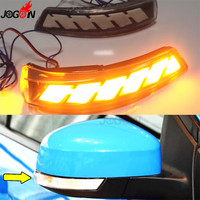 For Ford Focus 3 MK3 3.5 MK3.5 2011 2018 LED Dynamic Turn Signal Light Side Rearview Mirror Indicator Sequential Repeater Lamp