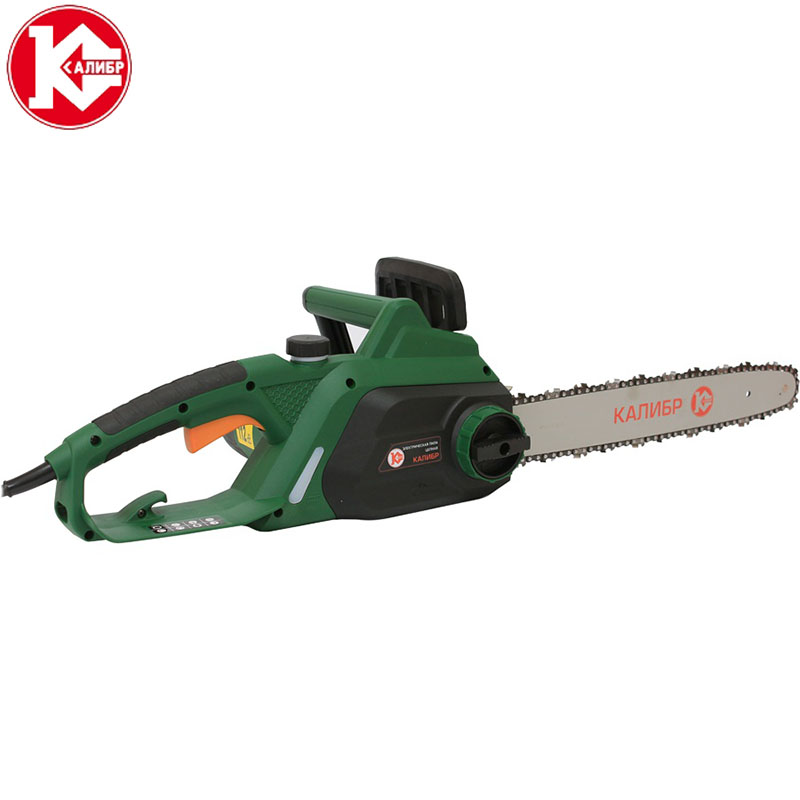 Kalibr EPC-2200/16 Electric Chain Saw Wood Saw Cutting Tools Power Tools For Woodworking 220V 10 set 2500 3800 chainsaw spare parts oil pump with worm drive gear fit for chain saw 25cc 38cc high quality wholesale low price