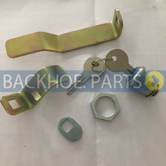 US $78 0  Door Lock and Keys 6732001 6670726 for Bobcat Skid Steers 553 751  753 763 773 863 864 873 883 963 A220 A300 A770 S100 S130 S150-in Locks &