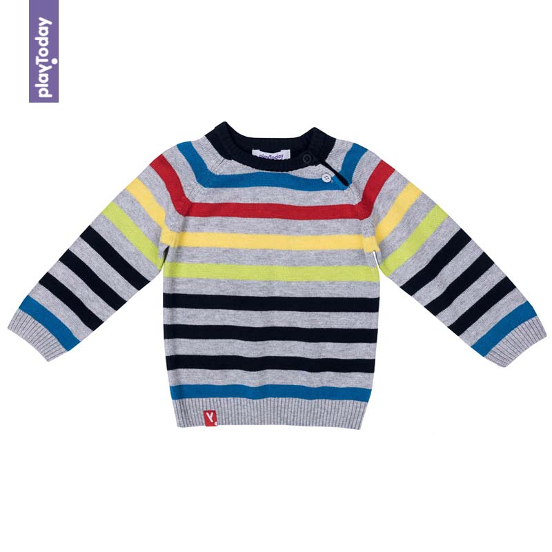 Sweaters PLAYTODAY for boys 377009 Children clothes kids clothes 128pcs military field legion army tank educational bricks kids building blocks toys for boys children enlighten gift k2680 23030