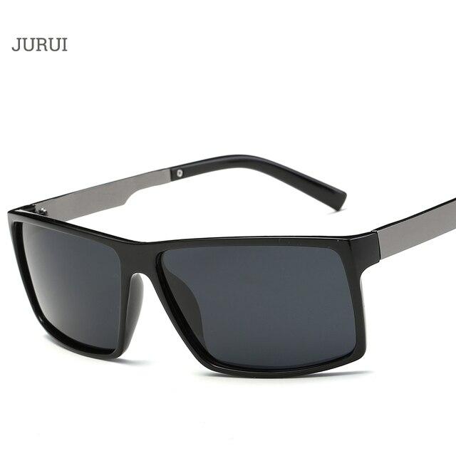 KRATOS aluminio marca Unisex Retro policía polarizadas espejo lente Vintage  gafas de conducción gafas de sol 1a19bea3a69e