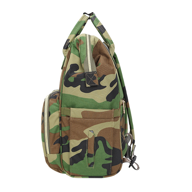 Brand Baby Diaper Bag Mummy Maternity Ny Large Capacity Camouflage Backpack Nursing Stroller Mochila Maternidade In Bags From Mother